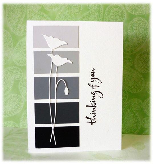 простые открытки своими руками