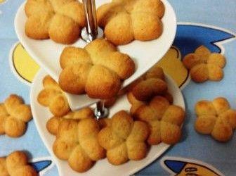 Biscoitos feitos na yammi