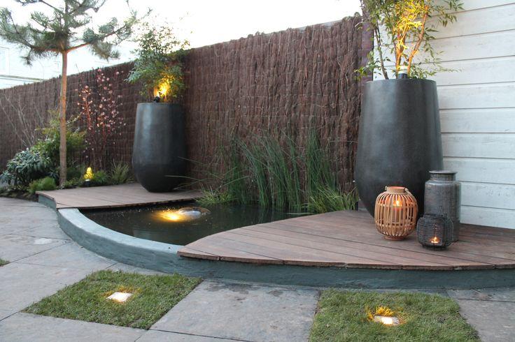 Tuinen gardens ontwerp design huib schuttel lodewijk for Buitenverblijf met vijver te koop