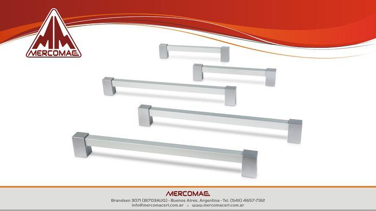 Herrajes de Aluminio-ABS para Muebles