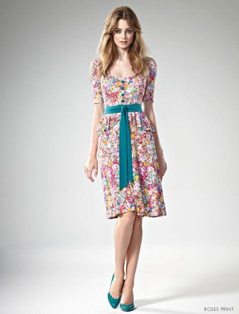 Leona Edmiston Gypsy dress
