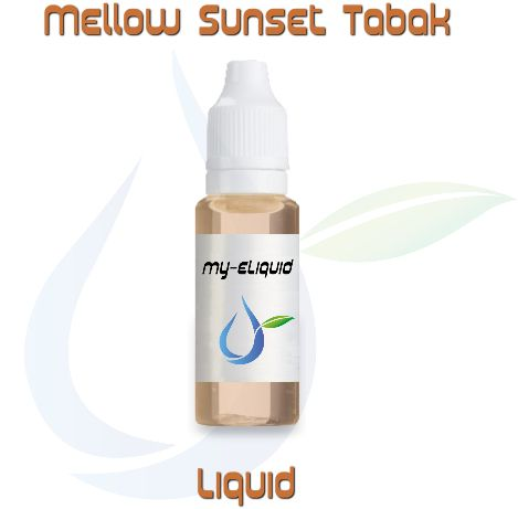 Mellow Sunset Tabak Liquid | My-eLiquid E-Zigaretten Shop | München Sendling
