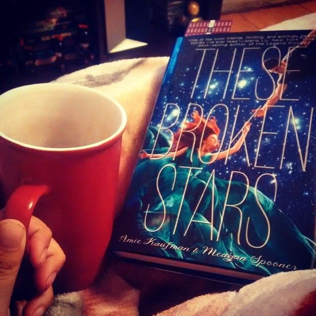 #read #books @thesebrokenstars