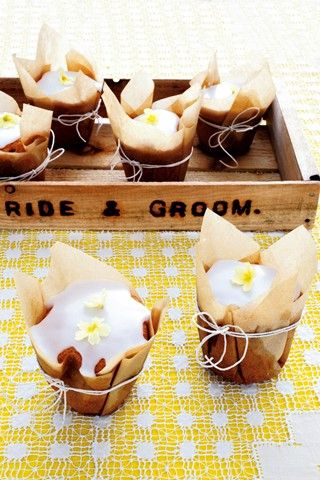 Say It With Cake Bake your very own adorable wedding cupcakes