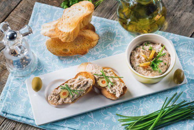 Retete Culinare - Pasta de ton
