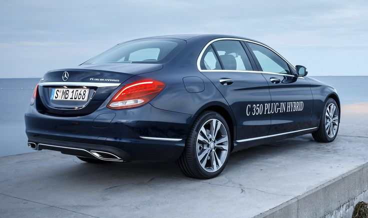 Mercedes C350 Plug-In Hybrid - SparkstHeclown