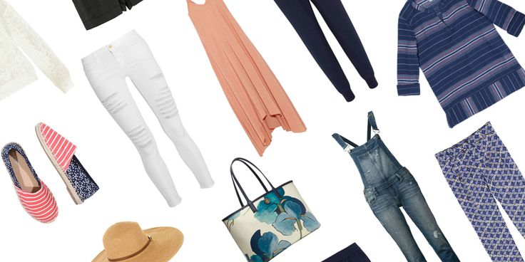 What to Wear to Every BBQ Now Through Labor Day  - MarieClaire.com