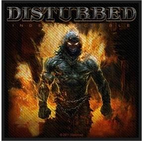 Disturbed Indestructible Patch
