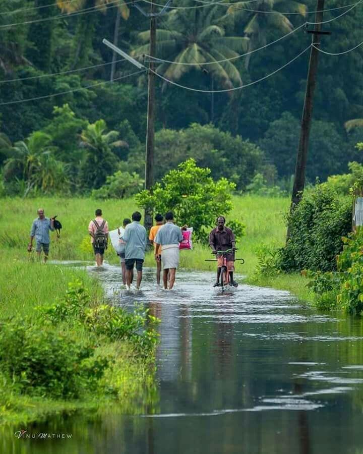 Rainy Season In Kerala Huge Amount Of Rains There Kerala Tourism Tourist Places Amazing Travel Destinations