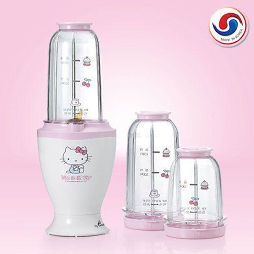 Hello Kitty Titanum speed blender mixer small kitchen Appliances NEW