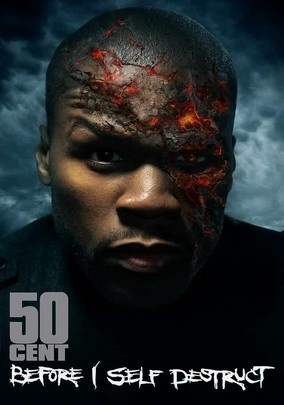Better than I thought  - Before I Self Destruct (2009) After an injury sidelines his dreams of making it as a basketball pro, Clarence (50 Cent) takes a job in a grocery store. Then tragedy strikes: His mother is killed by a stray bullet, leaving him to take care of his gifted younger brother, Shocka (Elijah Williams). But when he finds himself out of work, Clarence turns to a life of crime so he can make ends meet. Leading man 50 Cent also writes and directs this crime drama.