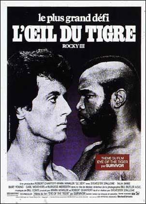 Rocky 3 L'Oeil du Tigre