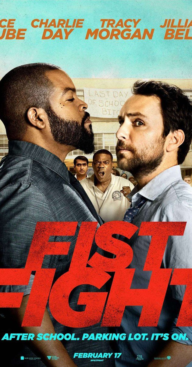 Directed by Richie Keen.  With Ice Cube, Charlie Day, Tracy Morgan, Christina Hendricks. When one school teacher unwittingly causes another teacher's dismissal, he is challenged to an after-school fight.