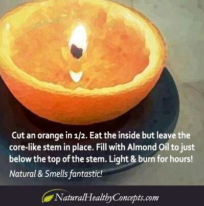 Natural Candle!!