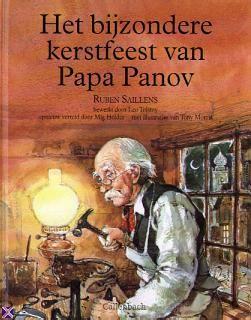 prachtig kerst prentenboek over een arme russische schoenmaker die droomt dat Jezus hem zal bezoeken.
