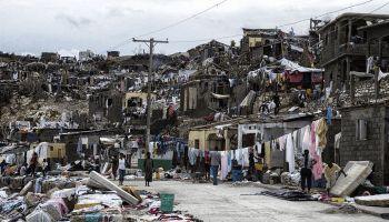 Жертвами урагана Мэтью на Гаити стали 1000 человек | Head News