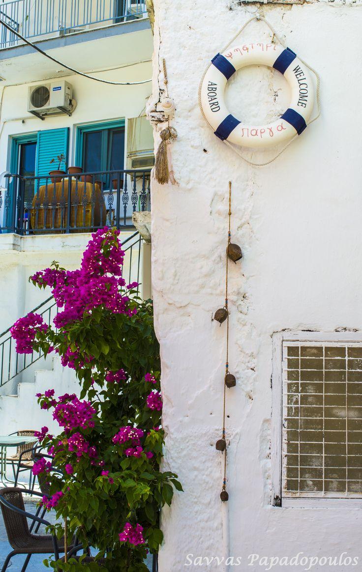 Small Parga's alley. #Parga #Greece