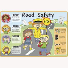 Road Safety Mural 01 Organiseren