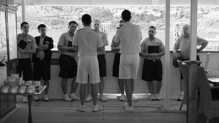 Yacht Crew training and briefing session