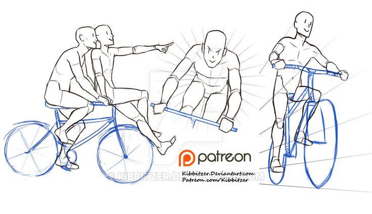 Ciclismo de hoja de referencia por Kibbitzer