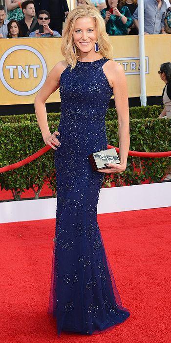 SAG Awards 2014: Arrivals : People.com Anna Gunn