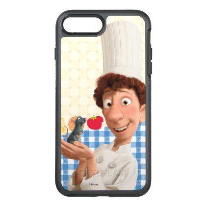 #Ratatouille | Remy and Linguine OtterBox Symmetry iPhone 8 Plus/7 Plus Case - #disney #gifts