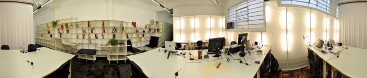 Aldeia Coworking, space in Curitiba, Brazil