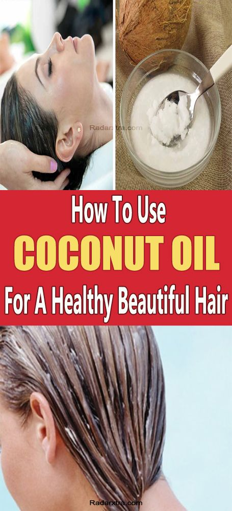 It is undeniable that coconut oil brings up tons of benefits to your hair. If you have a dry, dandruff, or damaged hair, coconut oil will help you take back its most beautiful figure.    Why Use