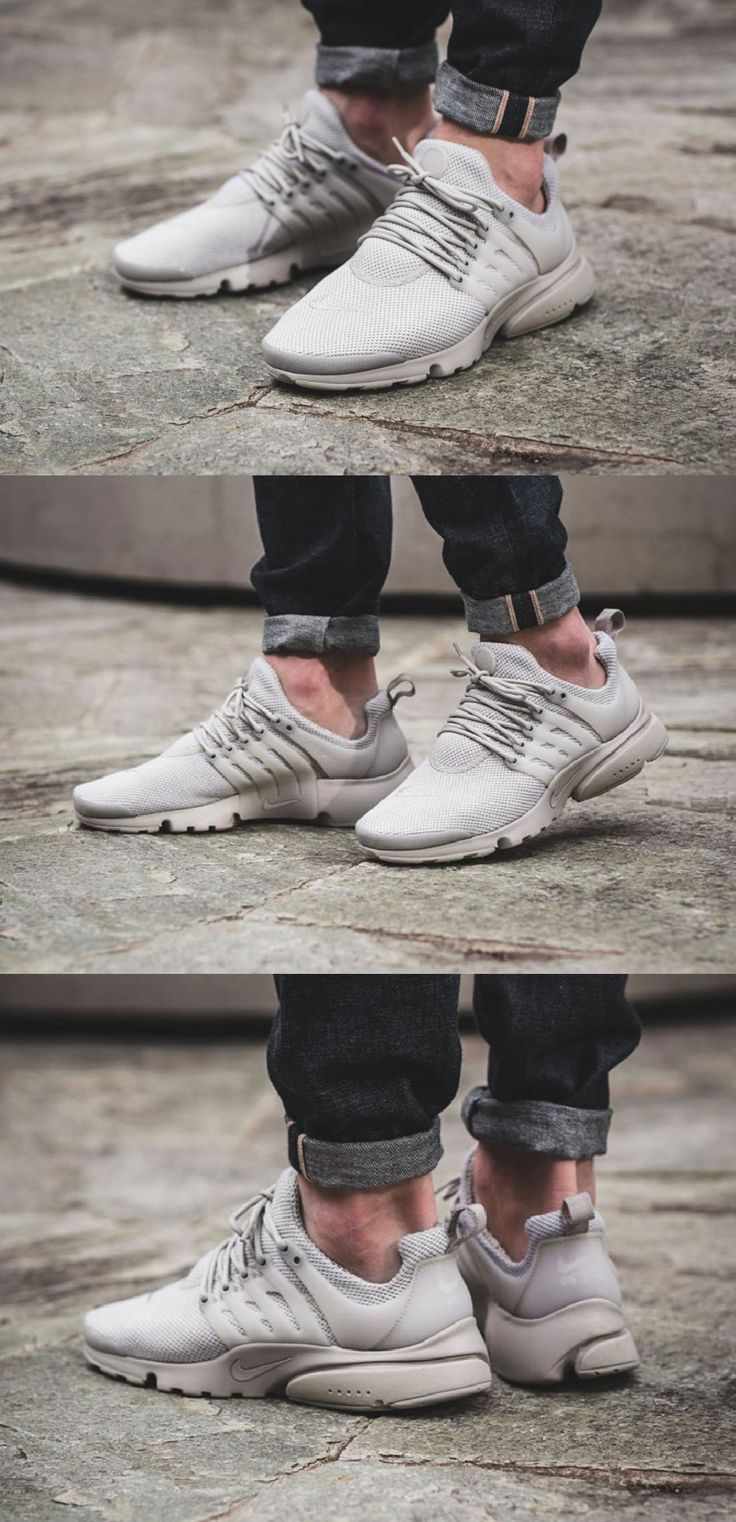 #NIKE #AIR #PRESTO #ULTRA #BREATHE – #PALE #GREY