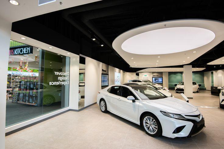 Toyota Sydney - Red Design Group