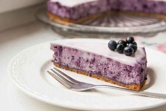 Má to šťávu!: Borůvkový cheesecake