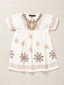 Embroidered Blouse by Antik Batik up to 60% off at Gilt. I need this, I mean Laila needs this.