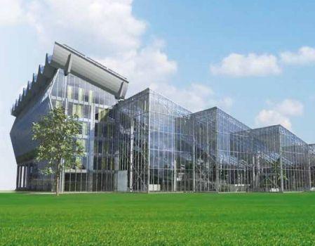 Villa Flora wordt gezien als een toonbeeld van duurzame architectuur. Het gebouw, onderdeel van de Floriade 2012, is bijna energieneutraal en demontabel.
