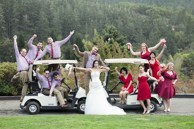 Enjoying your #wedding day and having fun with your #bride, your buddies the #groomsmen and the #bridesmaids are totally recommended. Take a look at how this #wellgroomed #groom managed to incorporate his #49ers #fandom into his #wedding at http://www.wellgroomedblog.com/2016/11/well-groomed-groom-49ers-inspired-groom.html