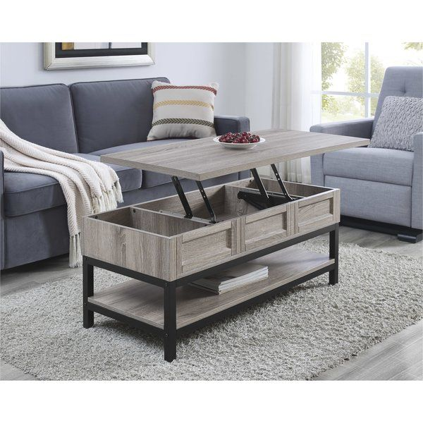 Cainsville Coffee Table Sofa End Tables Lift Up Coffee Table