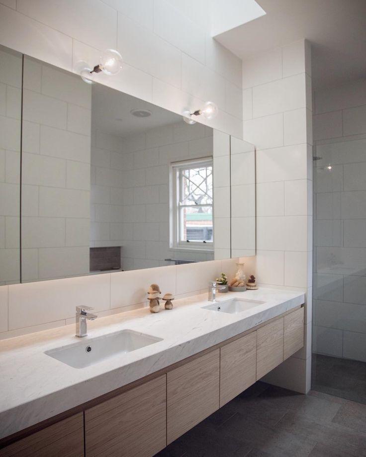 "74 Likes, 4 Comments - CDK Stone (@cdkstone) on Instagram: ""Gorgeous Elba White bathroom designed by @twofoldprojects  #cdkstone #elba #elbawhite…"""