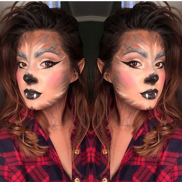 25 best ideas about wolf makeup on pinterest halloween makeup lion makeup and owl makeup. Black Bedroom Furniture Sets. Home Design Ideas