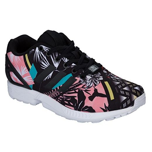 Adidas Zx Flux Damen Sneaker Schwarz - Sneakers für frauen (*Partner-Link)