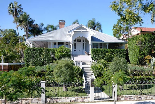 would love a Queenslander house