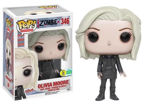 Funko announcing their 2016 SDCC exclusives wave seven: iZombie - Olivia Moore
