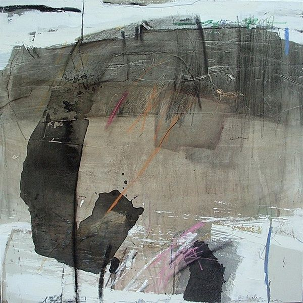 Maria Balea. Love the layers of transparency and the gradation to opacity.