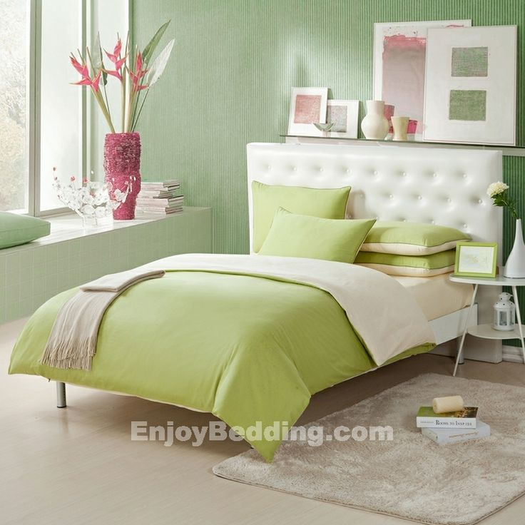 Pink and mint Green Bedding Sets EnjoyBedding