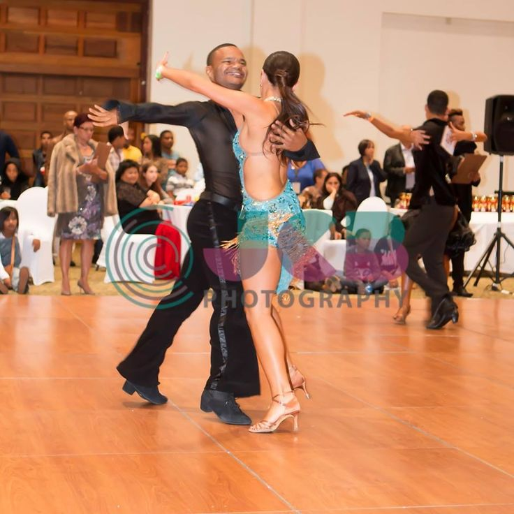 Ballroom dance champs at Grand West Casino end April2015 on a Savannah floor