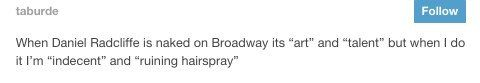 6. That time we got a little carried away. | Community Post: 23 Times The Musical Theater Side Of Tumblr Was Not OK