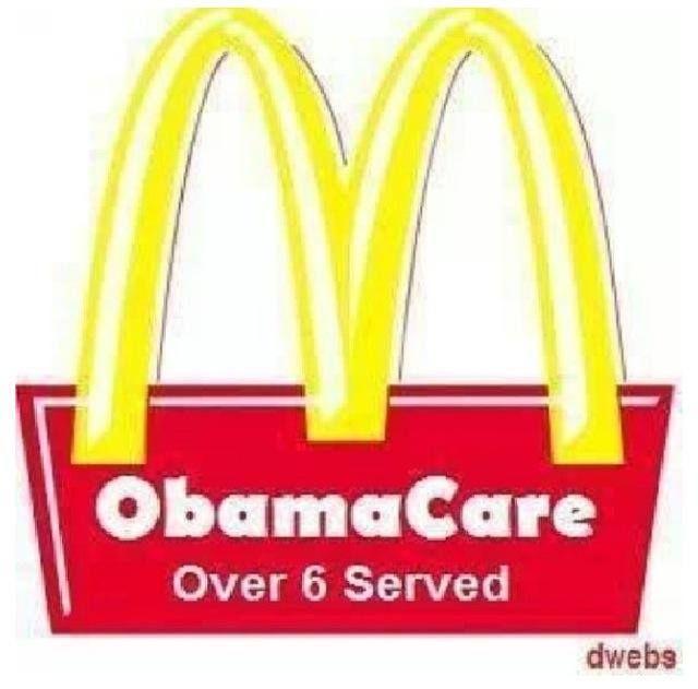 ObamaCare over 6 served
