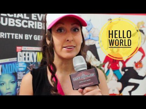 Hello World - Introducing Tasha Cosplay UK