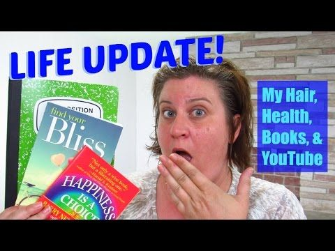 Life Update: Haircut, Health, Happiness & How It Will Change My Channel - YouTube