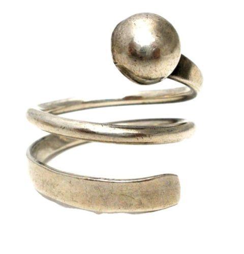 Stirlig Siover Ring