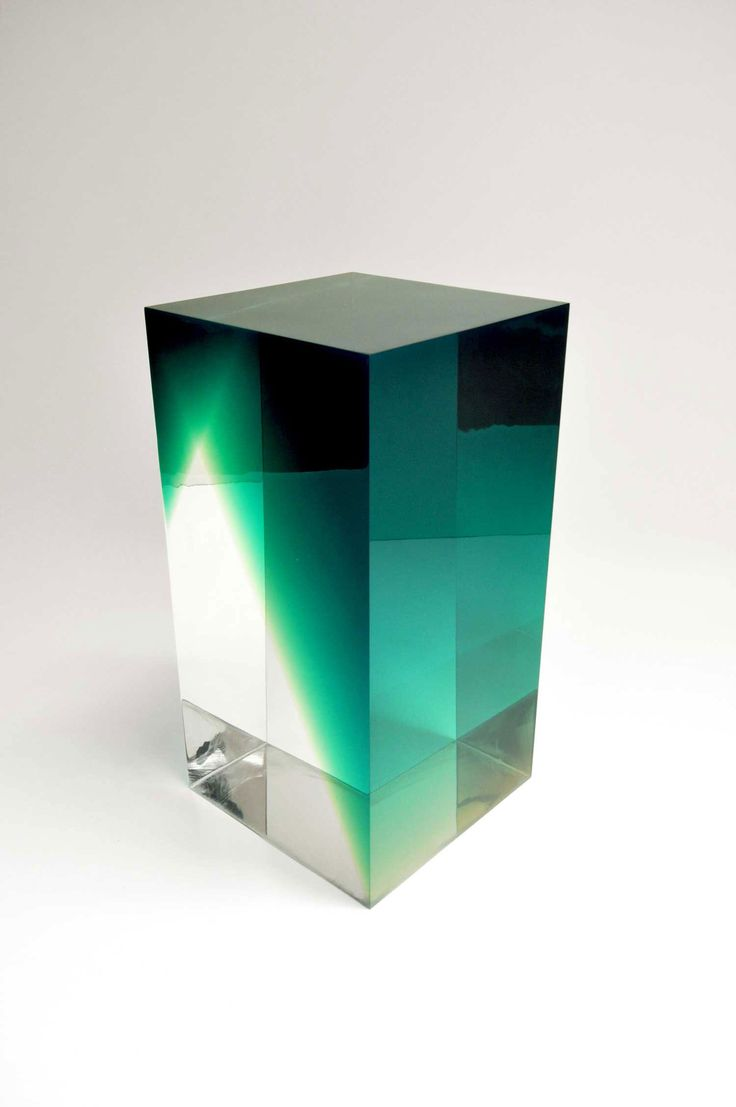 Block A, Side Table (2014), by Andy Martin