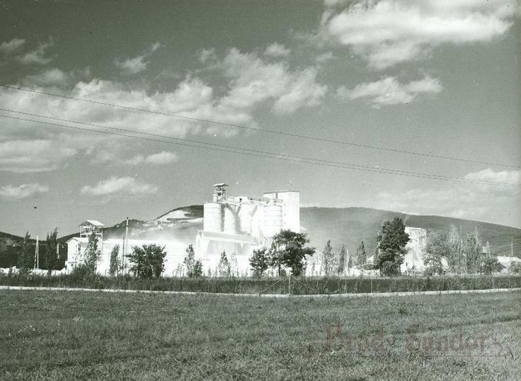Felnémet kőőrlő 1977 (fotó Molnár István)